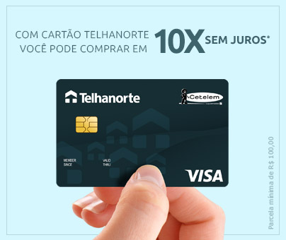 Cartão Telhanorte