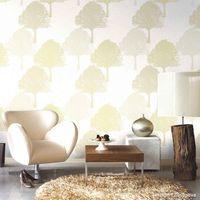 Papel-de-parede-arvores-bege-e-caramelo-Urban-53cm-x-10m-Muresco