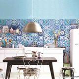 Papel-de-parede-mosaico-de-azulejo-azul-Allegra-53cm-x-10m--Muresco