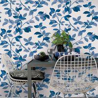 Papel-de-parede-folhagem-azul-e-branco-Allegra-53cm-x-10m-Muresco