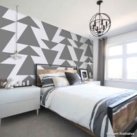 Papel-de-parede-geometrico-cinza-Picnic-53cm-x-10m-Muresco