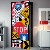 Painel-fotografico-adesivo-Stop-para-porta-Grudado-Adesivos