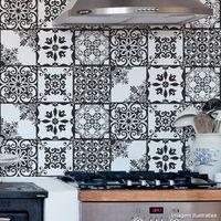 Adesivo-de-azulejo-preto-e-branco-44cm-x-3-metros-Grudado-Adesivos