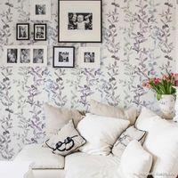 Adesivo-de-azulejo-folhas-cores-44cm-x-3-metros-Grudado-Adesivos