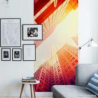 Painel-fotografico-adesivo-city-view-dourado-122m-x-26m-Grudado-Adesivos