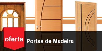 Banner P1 - Portas de Madeira