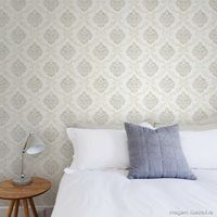 Papel-de-parede-arabesco-cinza-e-bege-2402-52cm-x-10m-vinilico-Revex