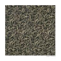 Papel-de-parede-ramos-cafe-e-cinza-9103-52cm-x-10m-vinilico-Revex