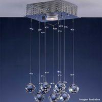 Plafon-Cristal-Ball-para-1-lampada-GU10-5W-3K--power-bivolt-cromado-Bronzearte