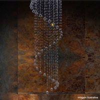 Plafon-Cristal-Spiral-redondo-50cm-para-7-lampadas-com-cristais-K9-cromado-Bronzearte