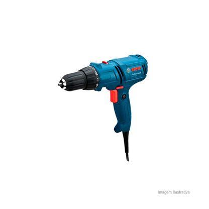 Furadeira parafusadeira elétrica 400W GSR 7-14E 220V 1447 azul Bosch