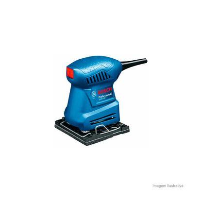 Lixadeira orbital 127V 180W GSS 140-1 azul Bosch