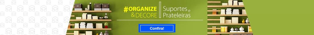 Banner M - Suportes e Prateleiras
