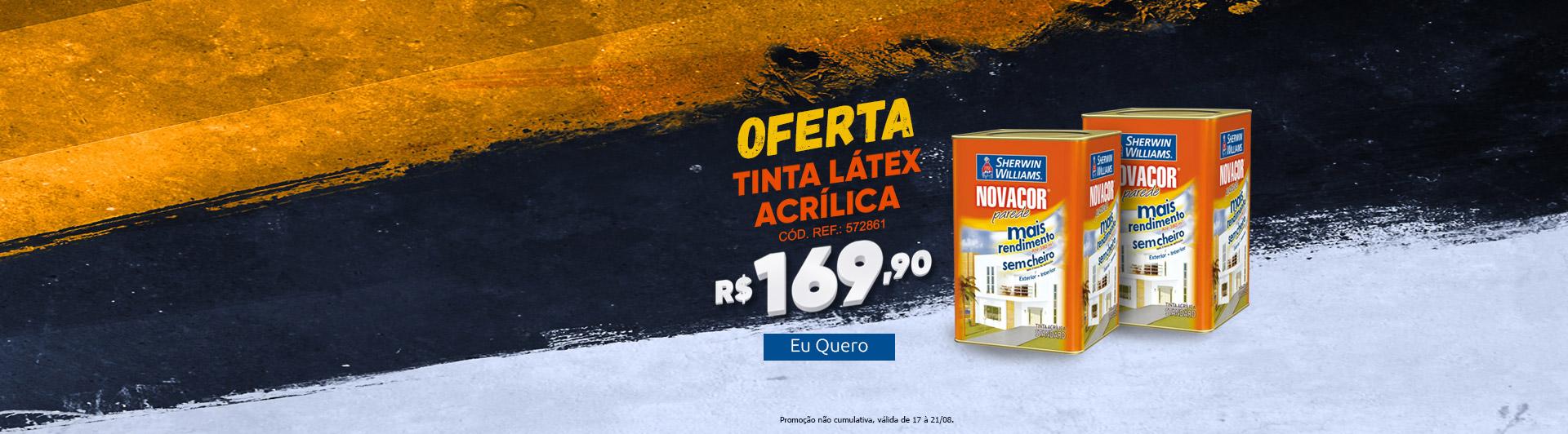 Banner - Oferta TV Tinta
