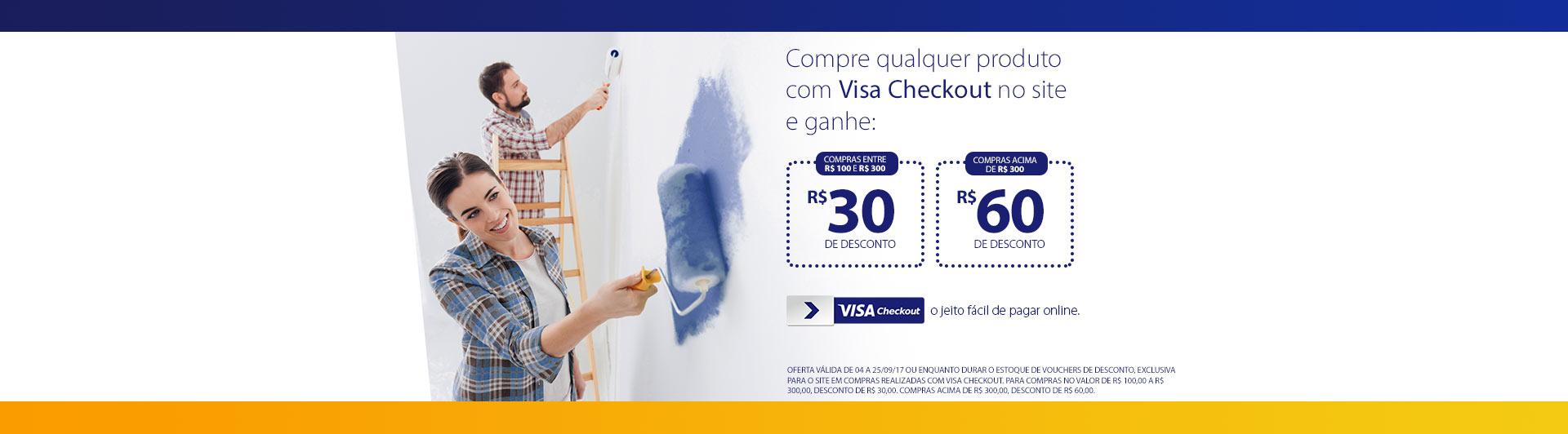 Banner - Visa Checkout
