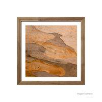 Quadro-decorativo-Texture-I-33x33cm-rustico-Infinity