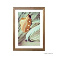 Quadro-decorativo-Bicycle-28x38cm-rustico-Infinity