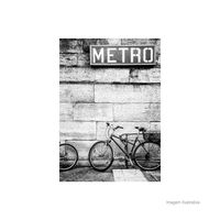 Placa-decorativa-Bike-Metro-20x20cm-Infinity