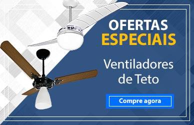 Banner - Ventiladores de Teto