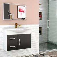 Gabinete-para-banheiro-Apus-80cm-com-lavatorio-e-espelheira-branco-e-preto-Cerocha