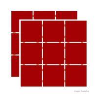 Revestimento-de-parede-Fachada-vermelho-Ceral