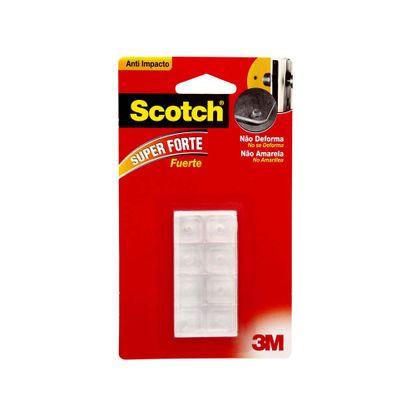 Protetor Anti-Impacto quadrado transparente fosco 3M Scotch®