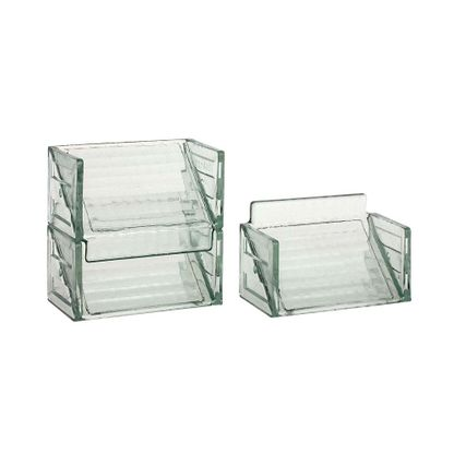 Bloco de vidro Rio 20x10cm B/A Ibravir