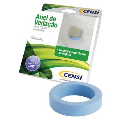 Anel de vedação para bacia sanitária 7480 azul Censi