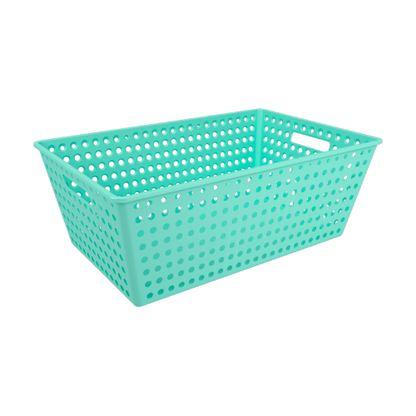 Cestão 38L plástico verde One Brinox