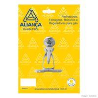 Prendedor-de-porta-de-aco-zamac-zincado-Rodape-prata-Alianca