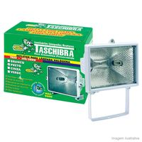 Refletor-para-1-lampada-halogena-300-500W-branco-Taschibra