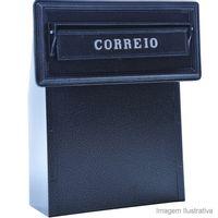 Caixa-de-correio-Jornal-Reto-Eco-preta-Pintart