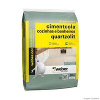 Argamassa-CozinhaBanheiro-20kg-cinza-Weber-Quartzolit