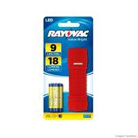 Lanterna-9-LEDs-pequena-com-3-pilhas-vermelha-Rayovac
