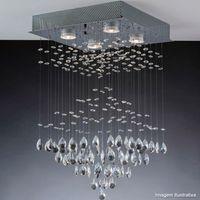 Pendente-Cristal-Piramidal-para-4-lampadas-GU10-Bronzearte