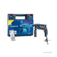 Furadeira-de-impacto-220V-GSB-13RE-com-kit-de-5-brocas-Bosch