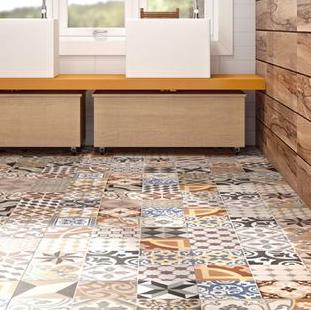 banner piso ceramico