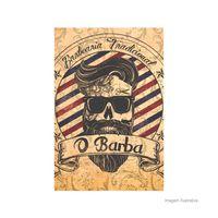 Placa-decorativa-O-Barba-20x30cm-Infinity