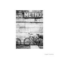 Placa-decorativa-Bike-Metro-20x20cm-Infinity