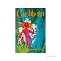 Placa-decorativa-Caribbean-20x20cm-Infinity