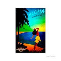 Placa-decorativa-Aloha-20x30cm-Infinity