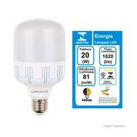 Lampada-LED-high-power-bulbo-20W-6500K-branca-2100lm-Bronzearte