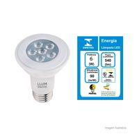 Lampada-LED-power-par20-6W-6000K-branca-540lm-Bronzearte