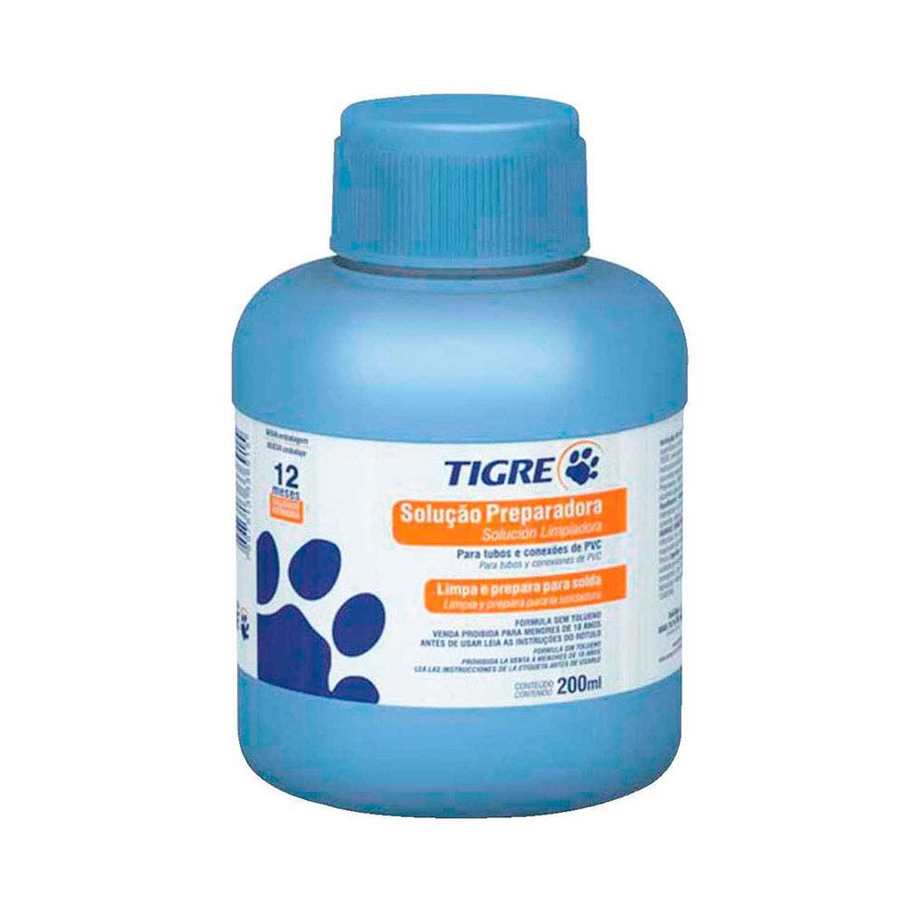 Solução Preparadora 200ml Tigre - Telhanorte