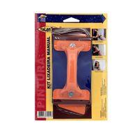 Conjunto-completo-de-lixadeira-manual-KC0010-laranja-e-azul-Talentos