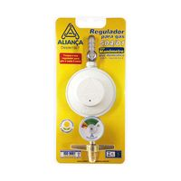 Regulador-para-gas-504-01-com-manometro-branco-Alianca