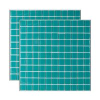 Pastilha-de-vidro-30x30cm-verde-paris-Vidro-Real