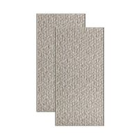 Listelo--Favo-Limestone-HD-291x584cm-gray-4-pecas-Portinari