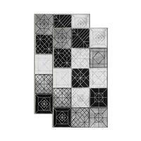 Revestimento-Creative-Garfismo-325x59cm-black-white-4-pecas-Eliane