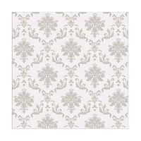 Papel-de-parede-arabesco-nacarado-branco-e-cinza-Casa-Bella-vinilizado-53cm-x-10m-Muresco